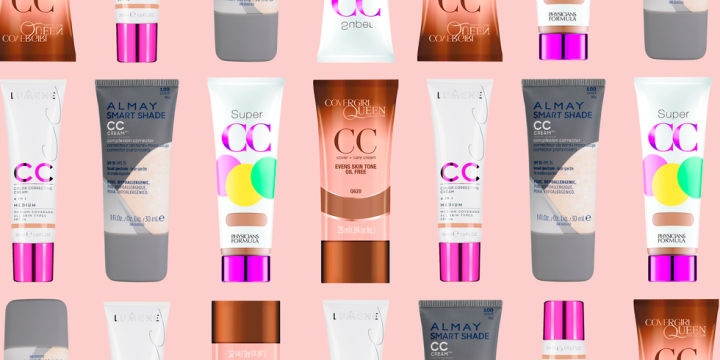 8 Best Drugstore CC Creams That Will Actually Improve Your Skin