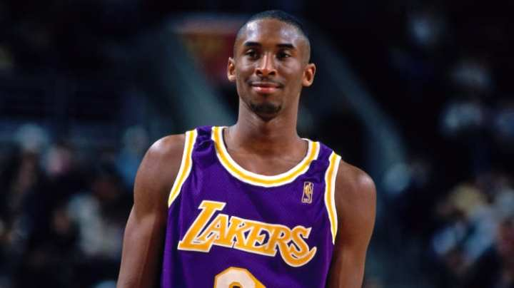A game-worn Kobe Bryant jersey is being auctioned off, starting at $20,000