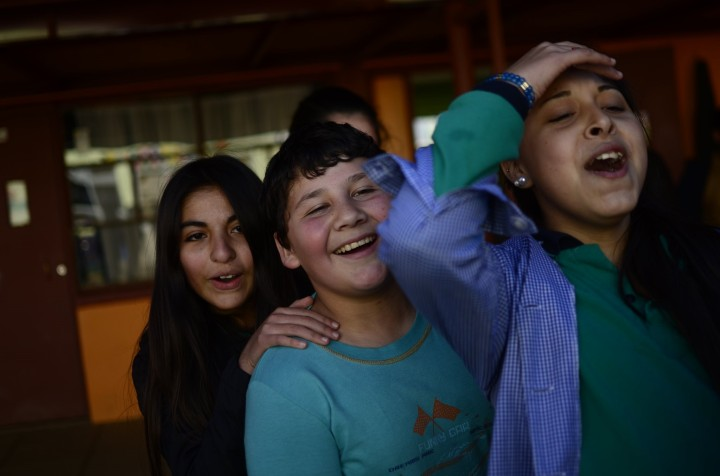 THE FIGHT AGAINST CHILD POVERTY INCHILE